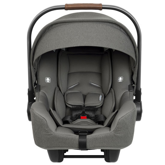 Nuna Pipa 2019 Infant Car Seat - Granite