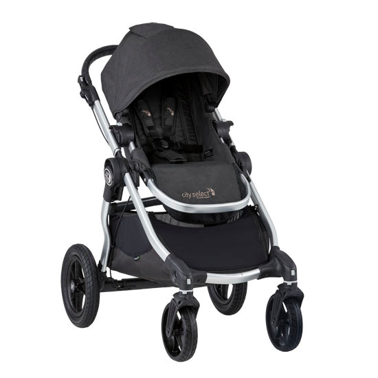 Baby Jogger 2019 City Select Stroller - Jet