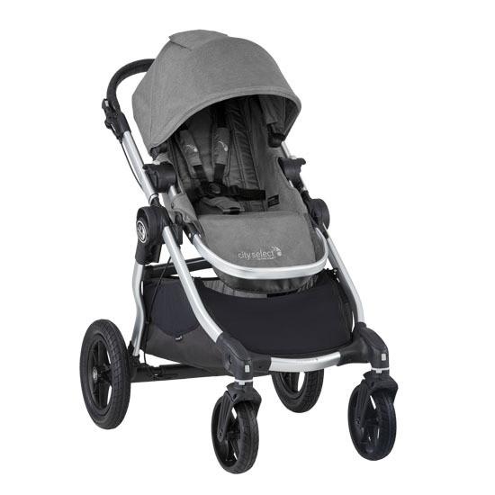 Baby Jogger 2019 City Select Stroller Slate