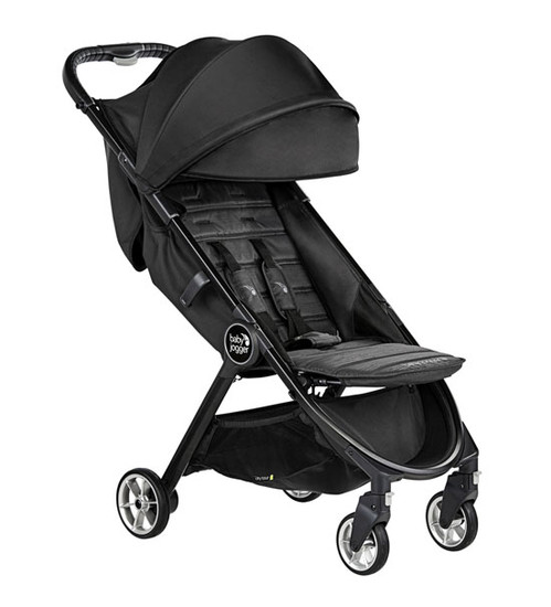 Baby Jogger 2019 City Tour 2 Single Stroller - Jet_thumb1_thumb2