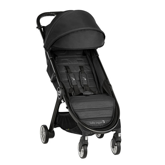 Baby Jogger 2019 City Tour 2 Single Stroller - Jet_thumb1