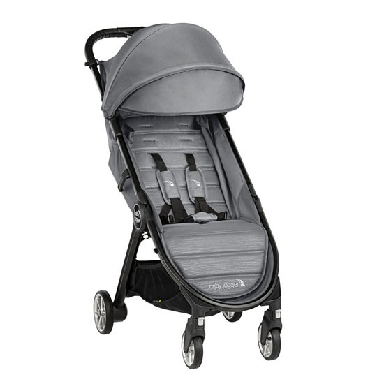 Baby Jogger 2019 City Tour 2 Single Stroller - Slate