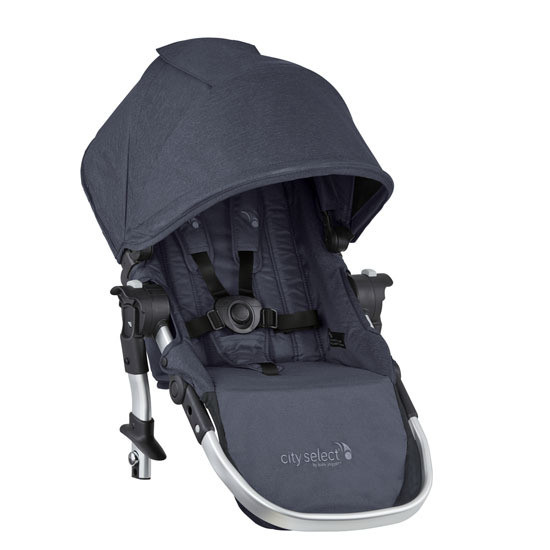 Baby Jogger City Select Second Seat Kit 2019 - Carbon