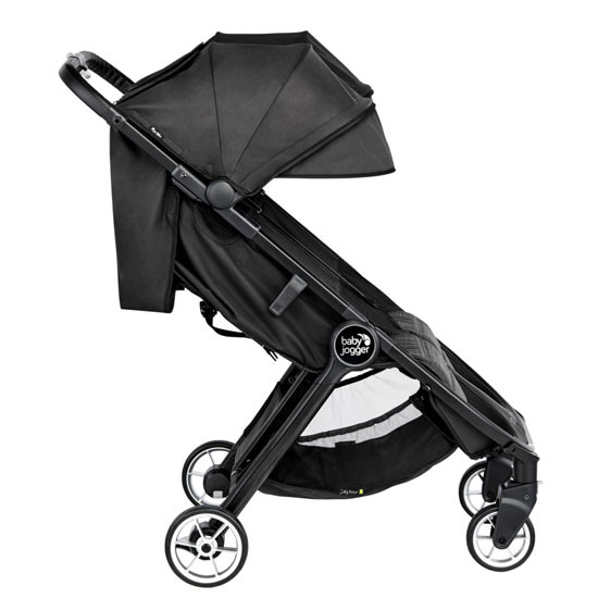 Baby Jogger 2019 City Tour Double Stroller - Jet_thumb3