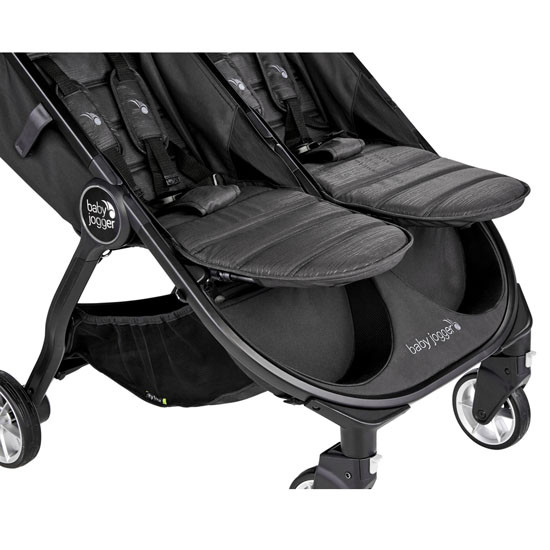 Baby Jogger 2019 City Tour Double Stroller - Jet_thumb6