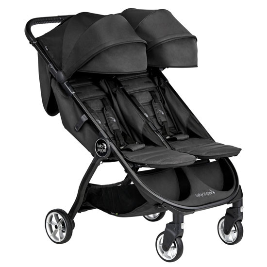 Baby Jogger 2019 City Tour Double Stroller - Jet_thumb1_thumb2