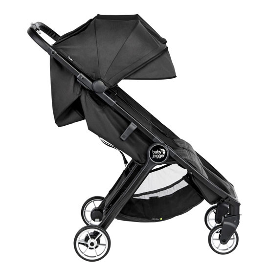 Baby Jogger 2019 City Tour Double Stroller - Jet_thumb5