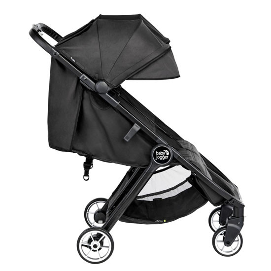 Baby Jogger 2019 City Tour Double Stroller - Jet_thumb4