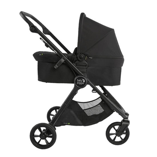 Baby Jogger 2019 City Mini Bassinet Kit - Jet_thumb7
