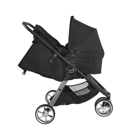 Baby Jogger 2019 City Mini Bassinet Kit - Jet_thumb_9