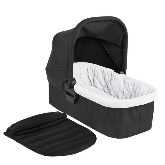 Baby Jogger 2019 City Mini Bassinet Kit - Jet_thumb4