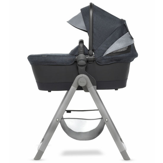 Silver Cross Wave and Coast Stroller Bassinet Stand_thumb1_thumb2