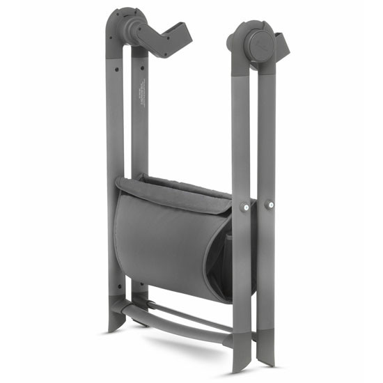 Silver Cross Wave and Coast Stroller Bassinet Stand_thumb5