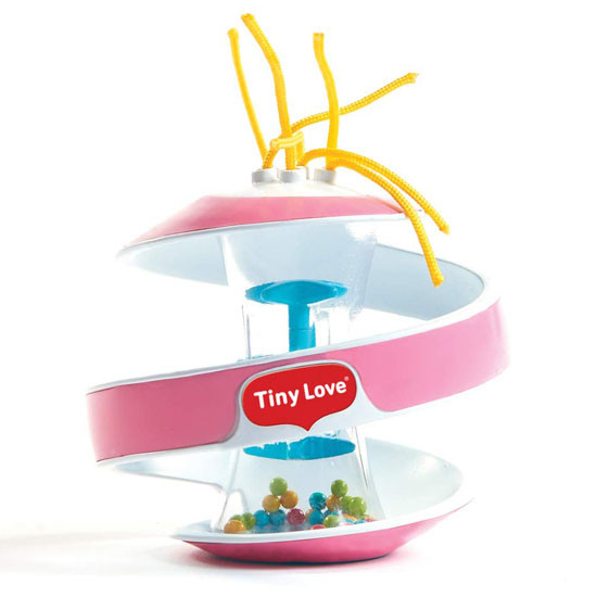 Tiny Love Inspiral Rainstick  - Pink_thumb1