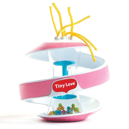 Tiny Love Inspiral Rainstick  - Pink Product