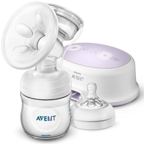 Philips Avent Single Electric Breast Pump - SCF332/21_thumb1