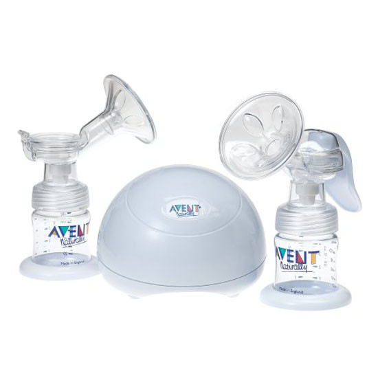 Philips Avent Isis iQ Duo Twin Electronic Breast Pump_thumb1