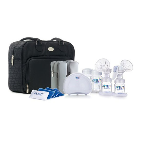 Philips Avent Isis iQ Duo Twin Electronic Breast Pump_thumb1_thumb2