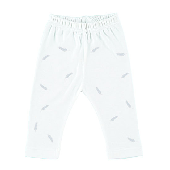 Pure Baby Preemie Leggings - Blue Feather Product