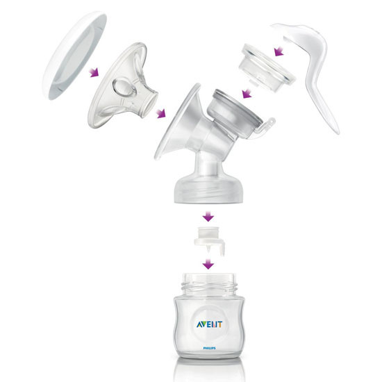 Philips Avent Breast  Pump Manual - Clear_thumb5