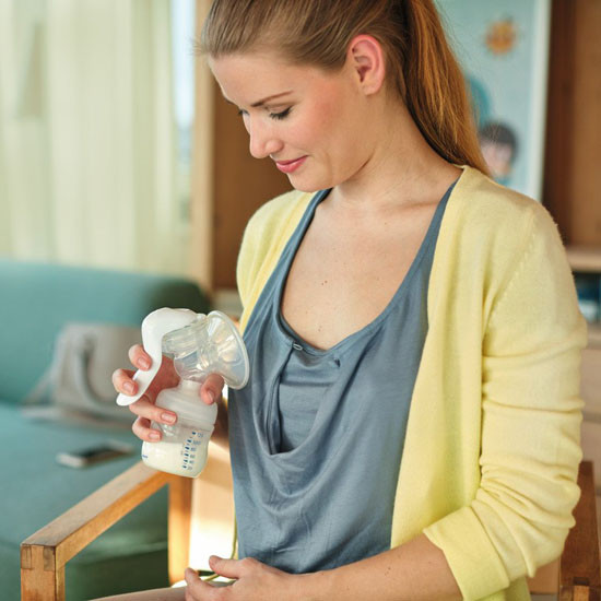Philips Avent Breast  Pump Manual - Clear_thumb6