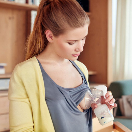 Philips Avent Breast  Pump Manual - Clear_thumb7