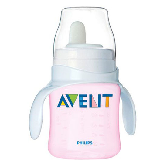 Philips Avent First Trainer Cup 4oz - Pink Product