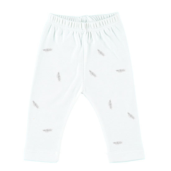 Pure Baby Preemie Leggings - Grey Feather_thumb1