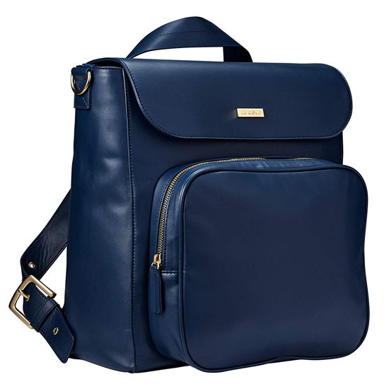 JJ Cole Brookmont Diaper Bag - Navy_thumb1