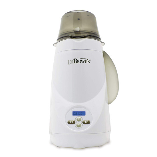 Dr Brown's Deluxe Baby Bottle Warmer Product PHoto