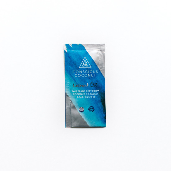 Conscious Coconut Mindful Mini Pouch - 10 Mini Packets
