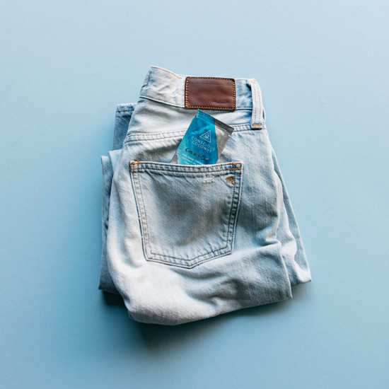 Conscious Coconut Mindful Mini Pouch - 10 Mini Packets Lifestyle