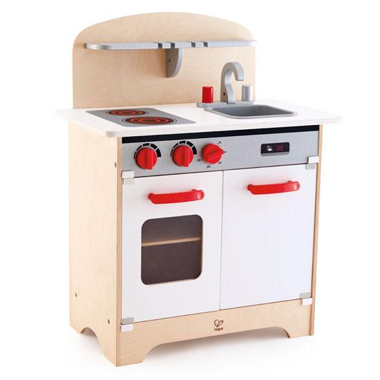 Hape Gourmet Kitchen Set - White