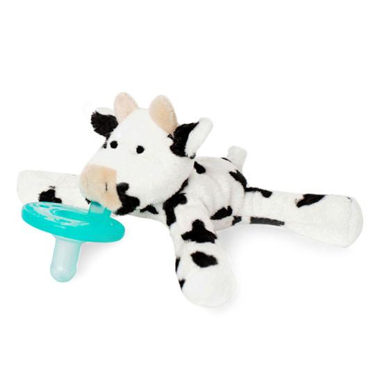 WubbaNub Plush Pacifier - Baby Cow_thumb1_thumb2