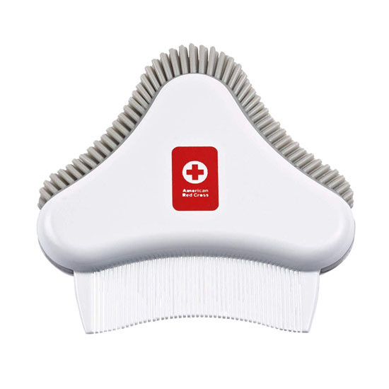The First Years American Red Cross Cradle Cap Brush