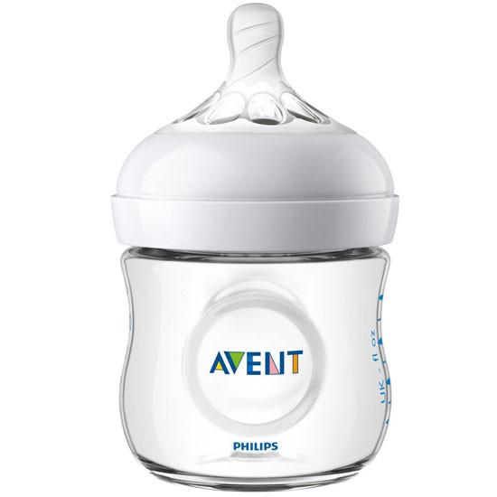 Philips Avent Natural Newborn Baby Bottle Starter Gift Set - Clear_thumb3