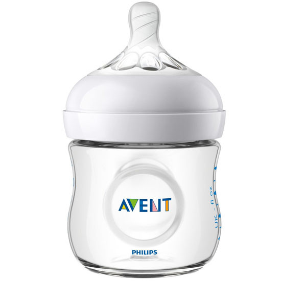Philips Avent Natural Newborn Baby Bottle Starter Gift Set - Clear_thumb3