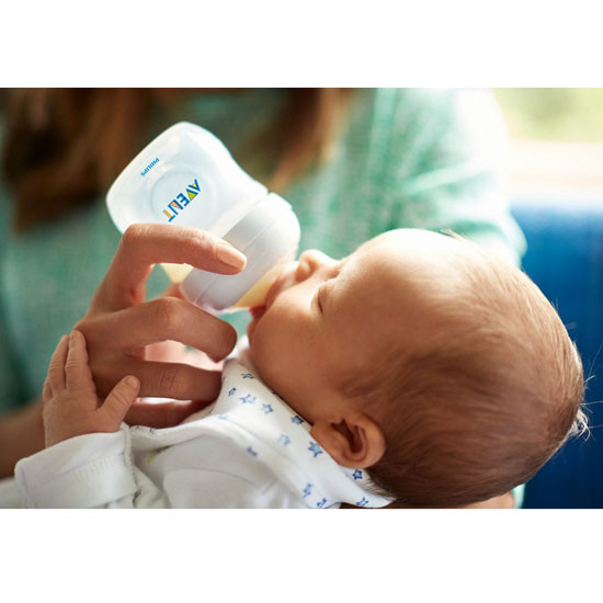 Philips Avent Natural Newborn Baby Bottle Starter Gift Set - Clear_thumb7