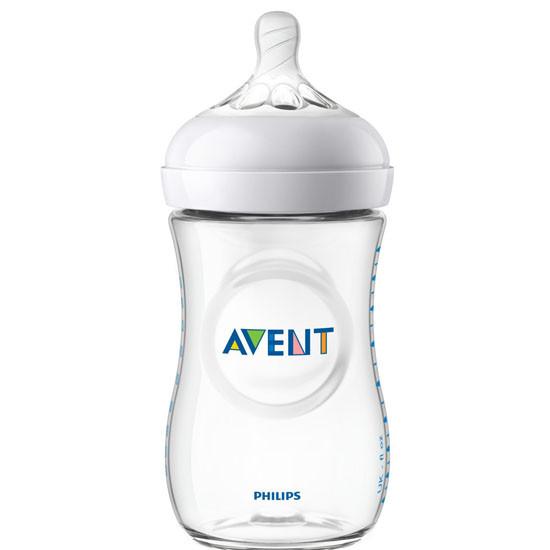 Philips Avent Natural Newborn Baby Bottle Starter Gift Set - Clear_thumb4