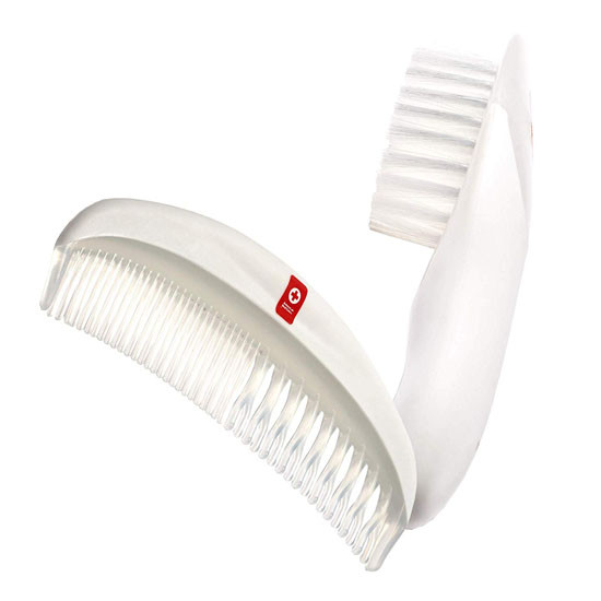 The First Years American Red Cross Comfort Care Comb And Brush Product