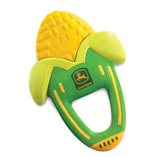 Tomy International John Deere Massaging Corn Teether Product