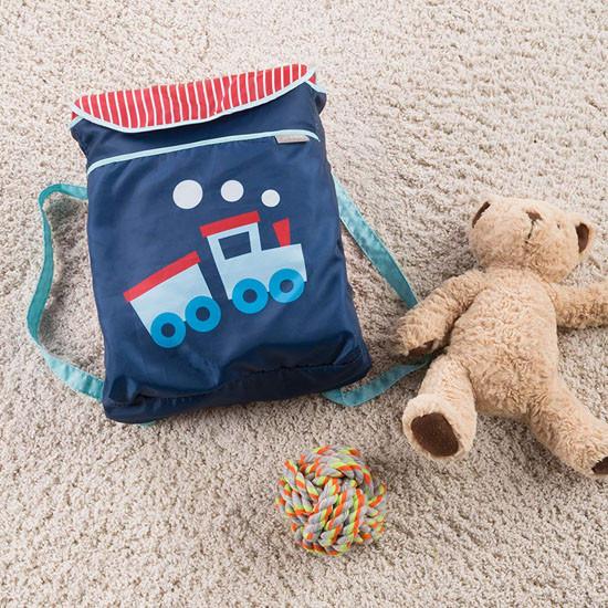 JJ Cole Little Sleeping Bag - Train