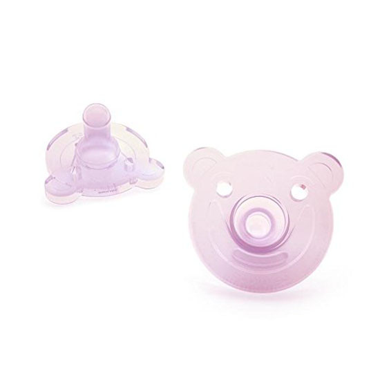 Philips Avent Soothie Bear Pacifier - 0-3 months (2 Pack) Pink/Purple_thumb3