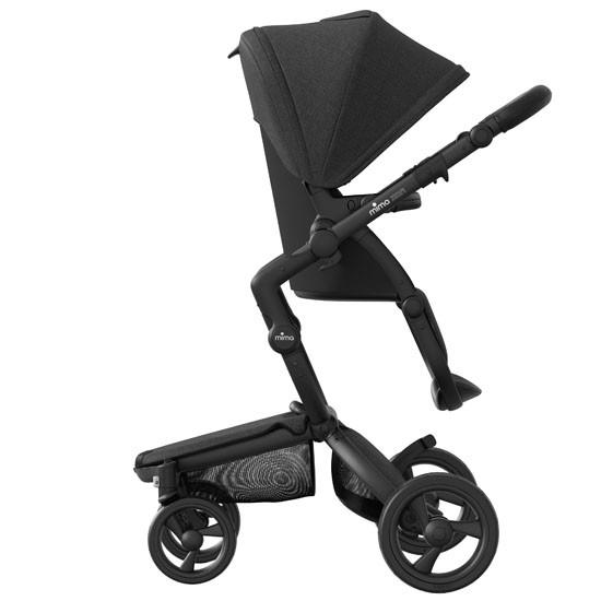 Mima Xari Sport Stroller - Black/Charcoal_thumb6