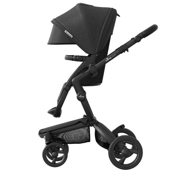 Mima Xari Sport Stroller - Black/Charcoal_thumb7