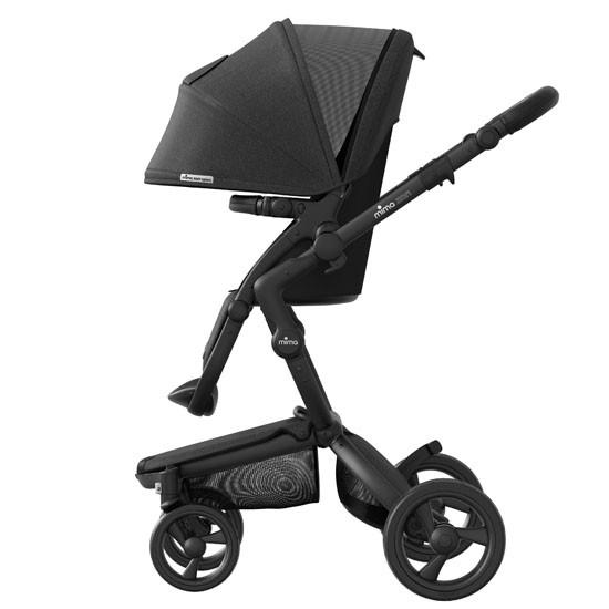 Mima Xari Sport Stroller - Black/Charcoal_thumb8