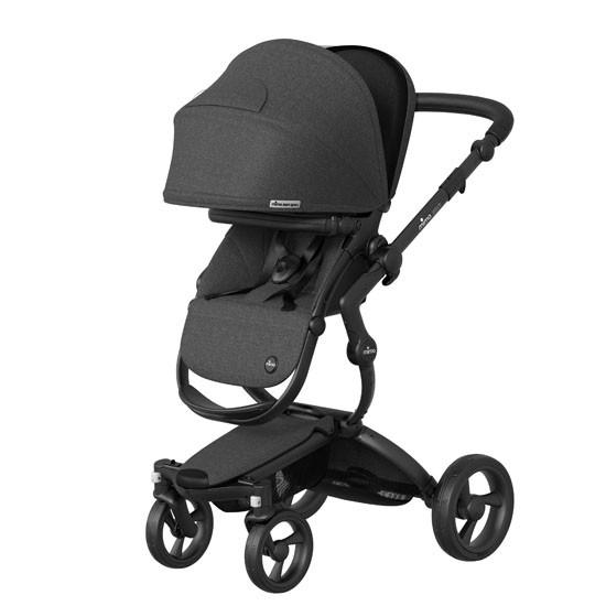 Mima Xari Sport Stroller - Black/Charcoal_thumb1_thumb2