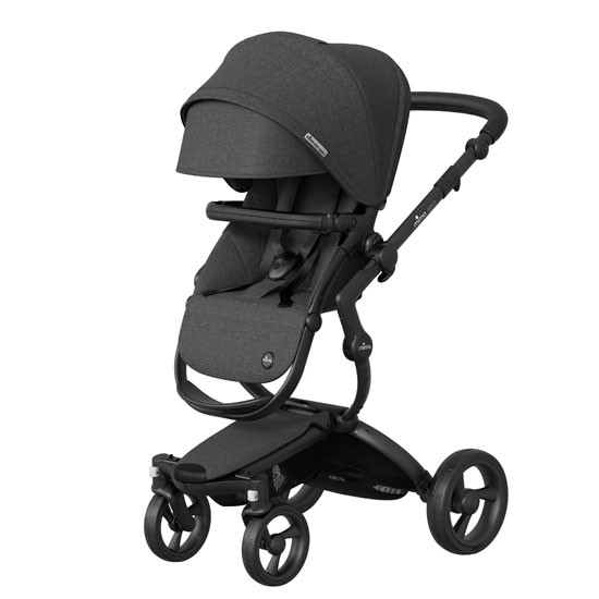 Mima Xari Sport Stroller - Black/Charcoal_thumb3
