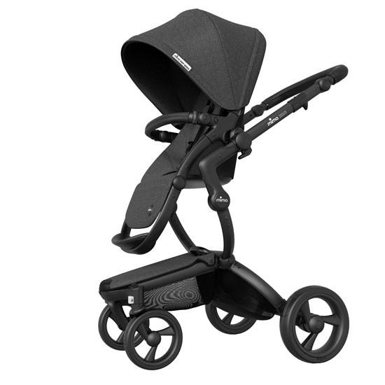 Mima Xari Sport Stroller - Black/Charcoal_thumb4