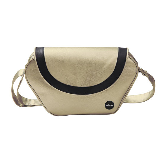 Mima Trendy Changing Bag - Gold Champagne